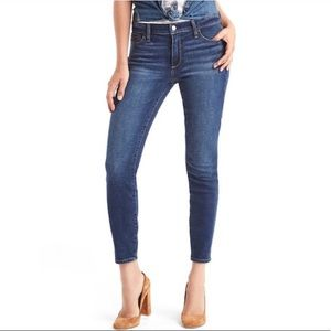 GAP 1969 true skinny jeans NWT